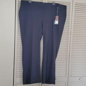 LANE BRYANT the Allie wide leg pants